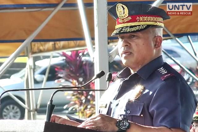 Philippine National Police Chief Ronald dela Rosa