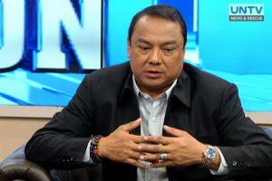 IMAGE_UNTV_NEWS_103117_Dir Wilkins Villanueva