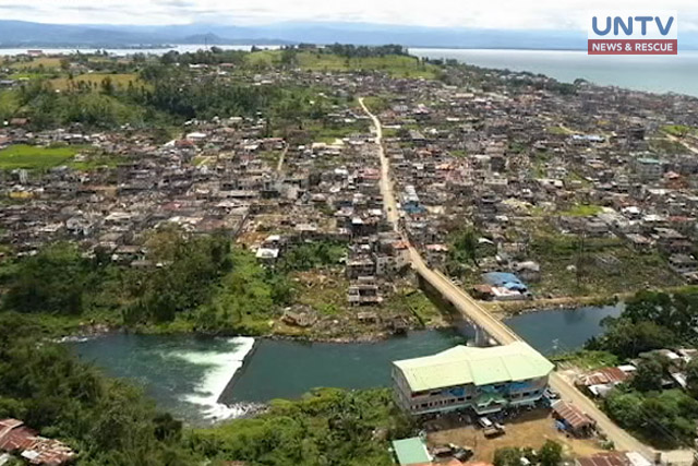 Straggler spotted inside Marawi main battle area