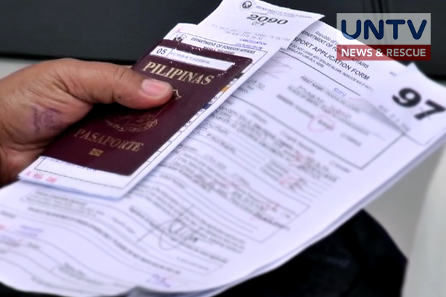 Dfa Opens Online Appointment For 10 Year Validity Passports Untv