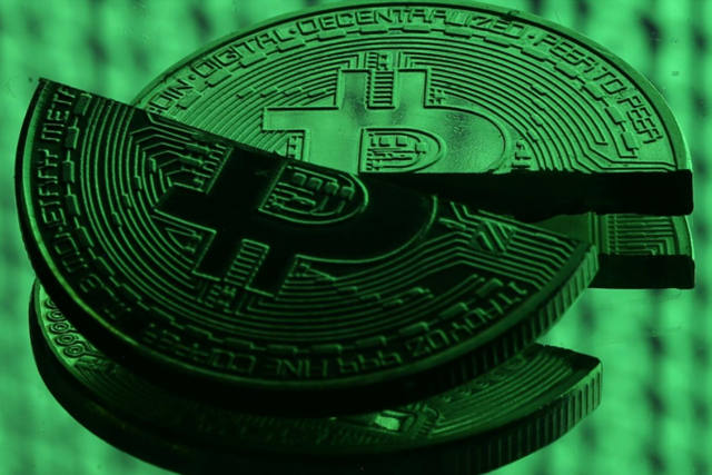 Cyberattack brings a cryptocurrency exchange to its knees