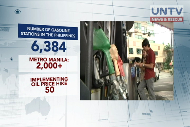 oil price hike in the philippines Another oil price hike is set to hit consumers this week industry players said prices of diesel will increase by more than p100 per liter while manila, philippines — this week marks the seventh oil price hike on petroleum products oil industry players forecast 20 to 40 centavos increase in the.