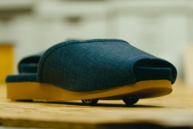 Nissan made self-parking slippers based on ProPilot tech