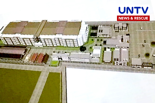 A P380 M Mega Jail Facility Soon To Rise In Davao City Untv News Untv News