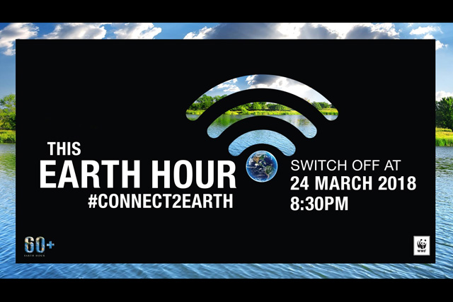 Earth Hour 2018: It takes place at 8:30 pm on Saturday