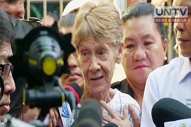 Manila to deport Australian nun who angered Duterte