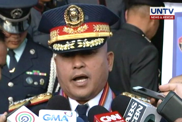Key cops helming Duterte's drug war get top posts in reshuffle