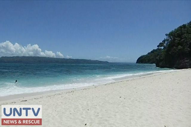 21 of 28 excavated pipe connections in Boracay white beach, illegal - DENR - UNTV News | UNTV News