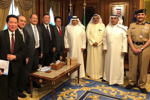 Detained Filipino diplomats in Kuwait to be freed in 2-3 days