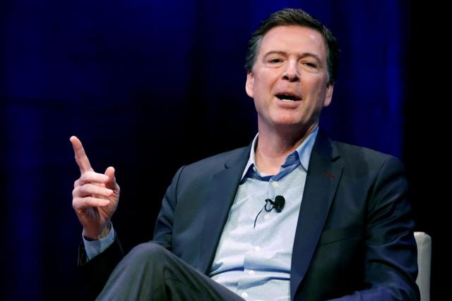Watchdog: Ex-FBI director Comey made 'serious error' in ...