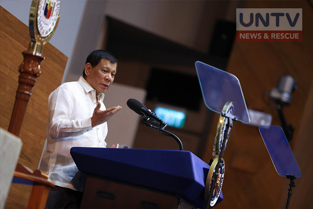 SONA 2018: Duterte signs new laws - UNTV News | UNTV News