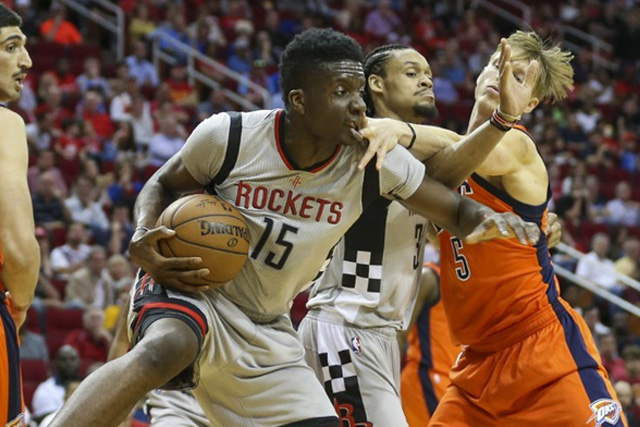 Rockets and Clint Capela Reach Agreement on Massive Contract