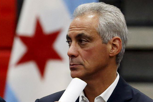 Chicago mayor calls out 'shortage of values' as city copes with gun