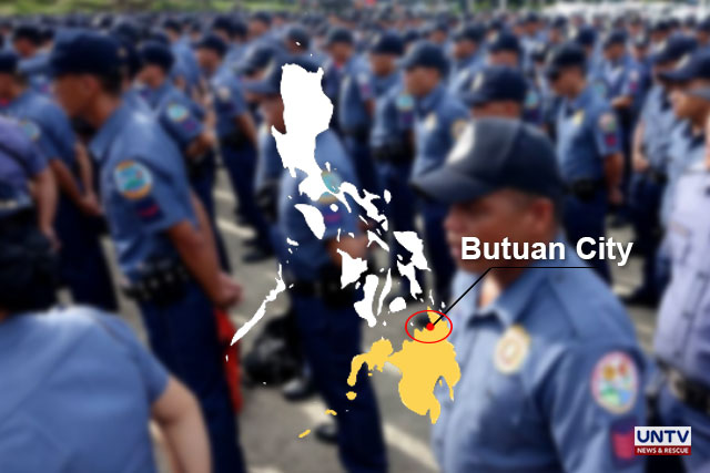 Alleged NPA rebels attack PNP station in Butuan - UNTV News