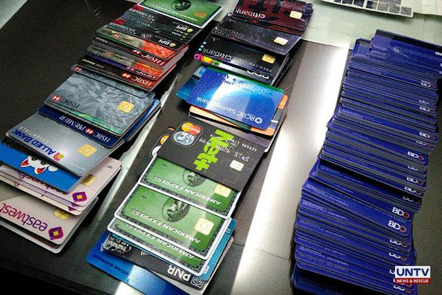 Syndicate bank card block