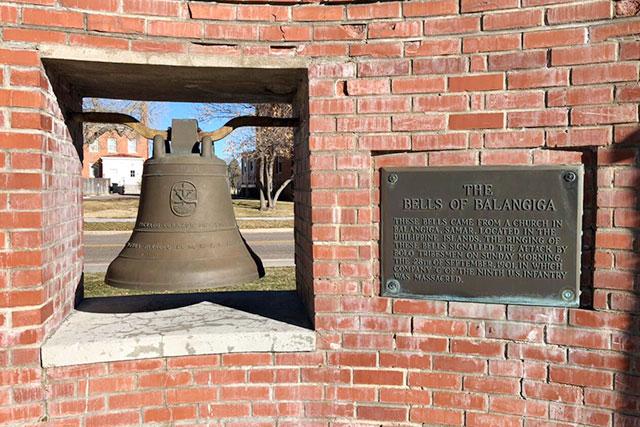 Historic Balangiga bells to return home on December 11