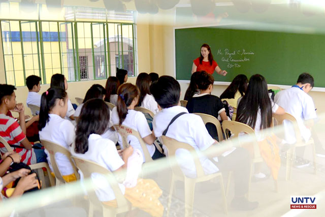 Deped Announces Early Holiday Break For Elementary High School