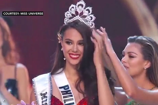 030150c94a23 Miss Philippines' Catriona Gray is Miss Universe 2018 - UNTV News | UNTV  News
