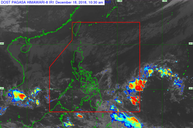 Typhoon Ompong Enters The Philippine Area Of Responsibility Untv