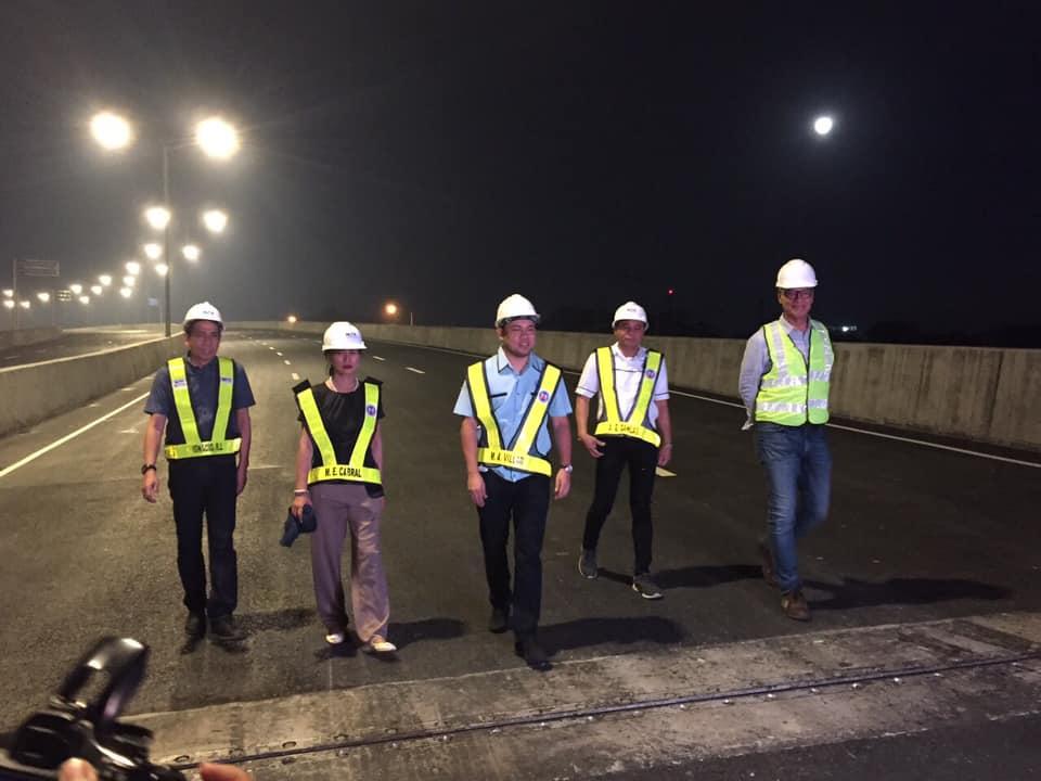 NLEX Harbor Link Segment 10 opening to public soon: DPWH