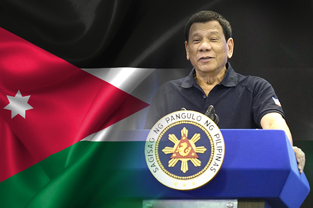 Jordan might give Phl another attack helicopter — Duterte ...