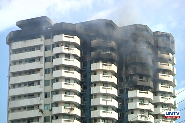 BFP temporarily closes Pacific Coast Plaza Condominium - UNTV News