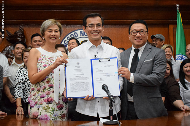 Manila ordinances to provide P500 monthly to PWDs, seniors, students