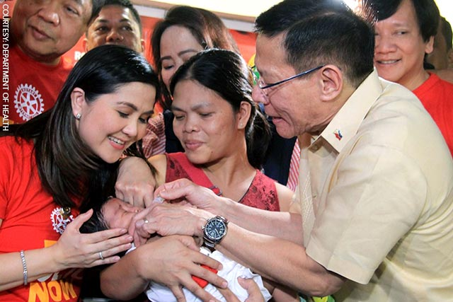 Philippines confirms 2nd case of polio