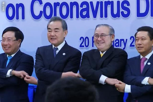Coronavirus: Death Toll In China Rises To 2592