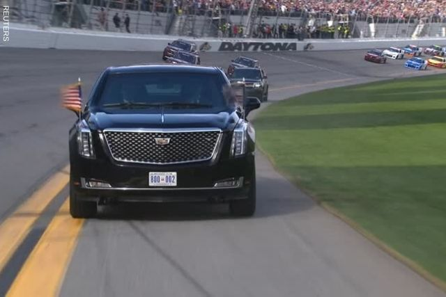 NASCAR's Ryan Newman Hospitalized After Scary Crash At Daytona 500