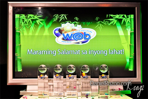 UNTVweb.com was voted as the Most Popular Website of 2011.
