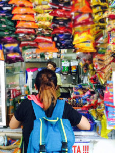 Filipino words adapted to English language - Sari sari store (Photo by: Photoville International)
